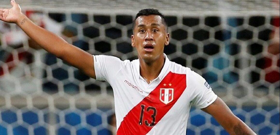 Renato Tapia se perderá partido ante Chile por las eliminatorias Qatar 2022