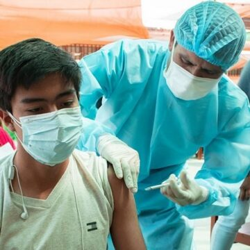 Jovenes entre los 18 y 20 años inicia hoy 11 de octubre vacunación contra el Covid-19