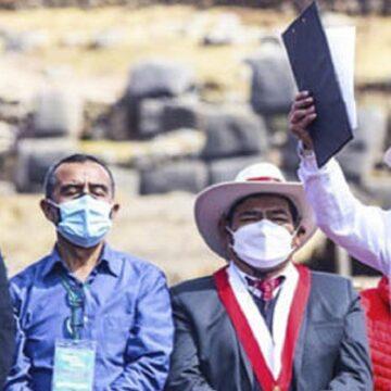"""Gobernador Jean Paul Benavente García de Cusco """"Nuevo gabinete ministerial debe priorizar la segunda reforma agraria"""""""