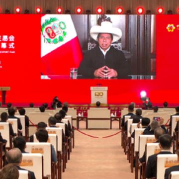 Gobierno reafirma relaciones económicas y comerciales con China