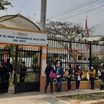 Detectan perjuicio por S/ 461 mil en DIRIS Lima-Norte por irregularidades en servicio de transporte